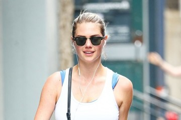 Kate Upton Kate Upton Hits the Gym in NYC