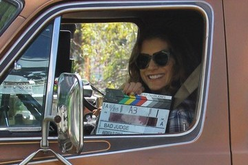 Kate Walsh Kate Walsh Films 'Bad Judge' In Los Feliz
