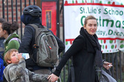 Kate Winslet and Joe Mendes Photos Photo