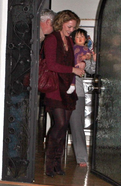 katherine heigl baby naleigh. Katherine Heigl At Her