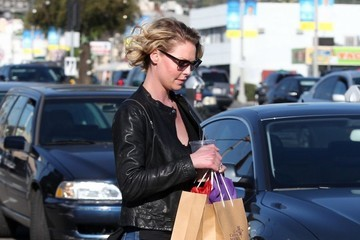 Katherine Heigl Katherine Heigl Shops in Los Angeles