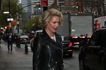 Katherine Heigl Katherine Heigl Out And About In NYC