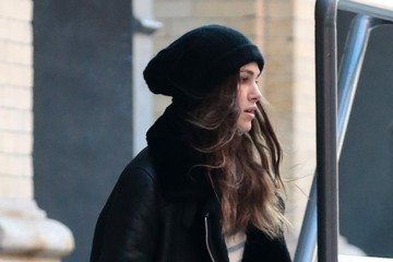 Keira Knightley Keira Knightley Steps out of Her New York Home with Daughter Edie