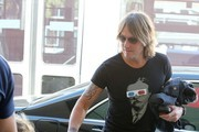 Keith Urban and Sunday Rose Urban Photos Photo