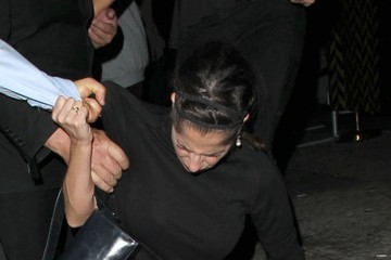 Kelly Monaco Celebs Leave Warwick Nightclub