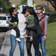 Kelly Rowland and Titan Witherspoon Photos