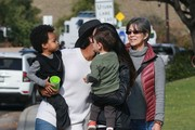 Kelly Rowland and Titan Witherspoon Photos Photo