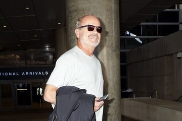 Kelsey Grammer Kelsey Grammer Touches Down At LAX