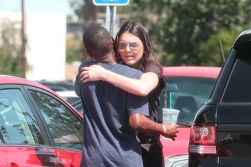 Kendall Jenner Kendall Jenner Shops with a Friend