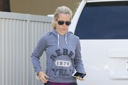 Kendra Wilkinson Hits the Gym