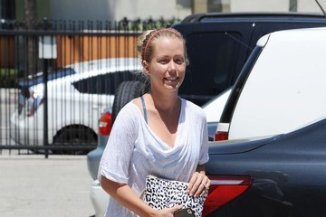 Kendra Wilkinson Kendra Wilkinson Lunches With a Friend