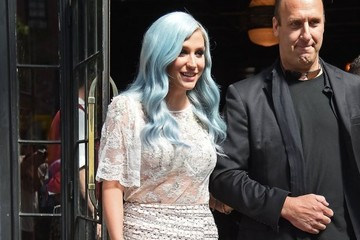 Kesha Kesha Leaving The Bowery Hotel