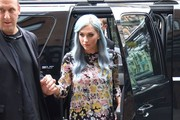Kesha Returns to Her Hotel