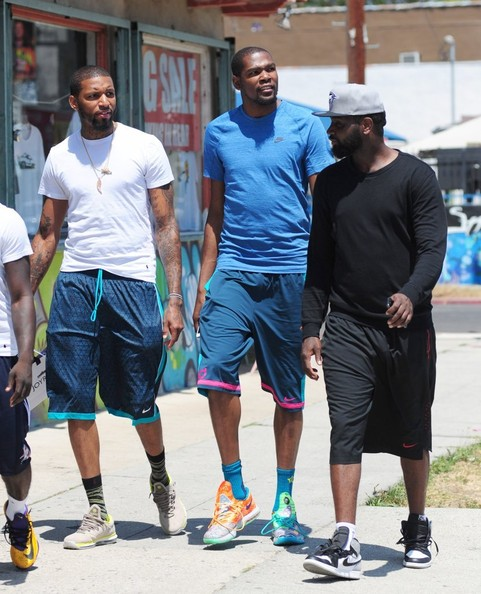 2b3a2bac415 Kevin Durant engaged to WNBA guard Monica Wright