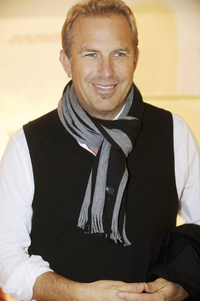 kevin costner attending event at xxxlutz in munich 3 of 14 zimbio. Black Bedroom Furniture Sets. Home Design Ideas