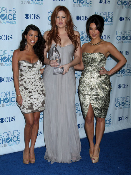Kim Kardashian Pictures - The 2011 People's Choice Awards - Press Room ...