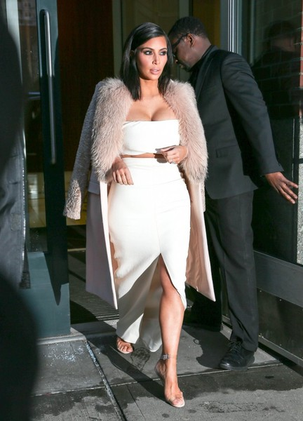 Kim Kardashian Out And About In NYC - 3 of 23