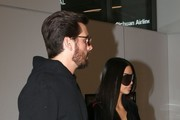 Kim Kardashian Scott Disick Photos Photo