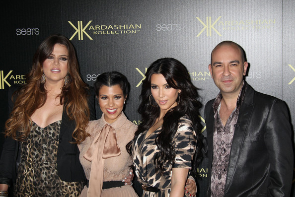 Kim Kardashian Celebrities attend the Kardashian Kollection Launch Party at The Colony in Hollywood.