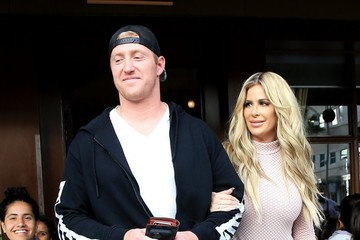 Kim Zolciak Kim Zolciak and Kroy Biermann Grab Lunch at Il Pastaio in Beverly Hills