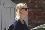 Kirsten Dunst Calls For Limo Service