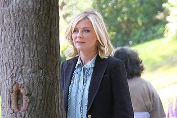 Kirsten Dunst Kirsten Dunst Spotted Out And About