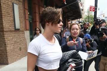 Kristen Stewart Kristen Stewart Steps Out In NYC