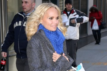 Kristin Chenoweth Celebs Visit 'Watch What Happens Live' in NYC