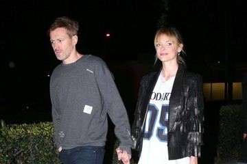 Kyle Newman Jaime King and Kyle Newman Enjoy a Date Night