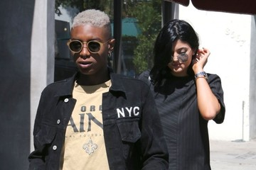 Kylie Jenner Kylie Jenner Lunches in West Hollywood