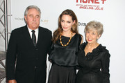 """Celebrities at the premiere of """"In The Land Of Blood And Honey"""" at the School of Visual Arts in New York City, NY."""