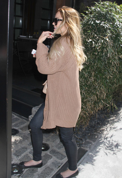 Lauren Conrad - Lauren Conrad Steps Out In New York City