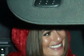 Lea Michele Stars at Kate Hudson's Halloween Party — Part 3