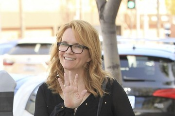 Lea Thompson Lea Thompson Goes to Lunch in Beverly Hills