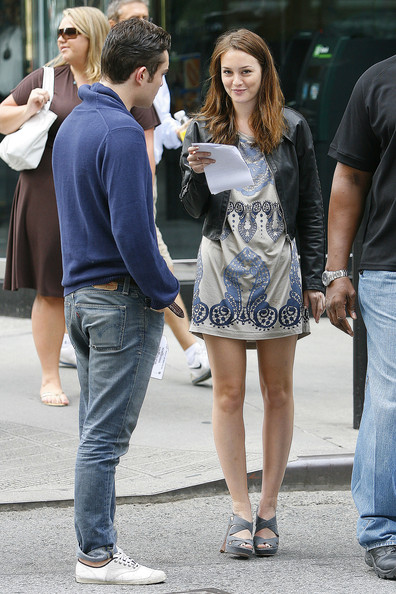 Leighton Meester and Ed Westwick Photos Photos - Ed ... Phoebe Tonkin And Ed Westwick