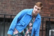 Lena Dunham Films 'Girls'