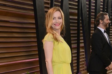 Leslie Mann The 2014 Vanity Fair Oscar Party