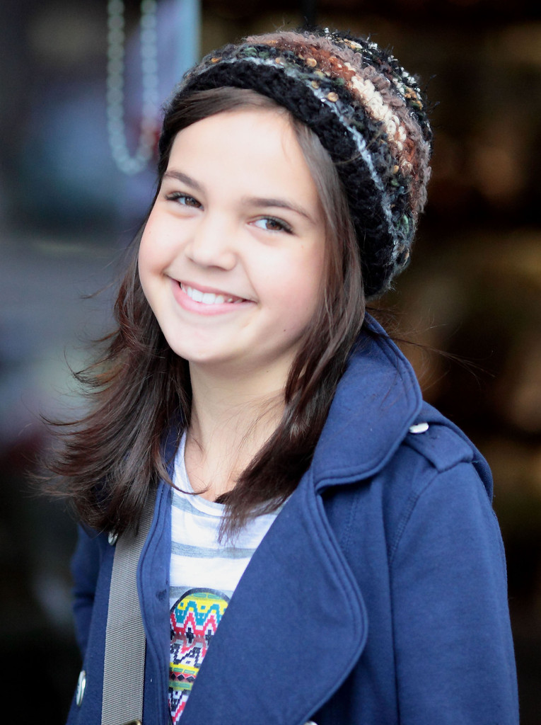 Bailee madison in leven rambin and bailee madison being for Life of pi main character