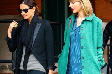 Lily Aldridge Taylor Swift and Lily Aldridge Hang Out