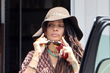 Lisa Bonet Lisa Bonet Makes a Trip to the Drug Store