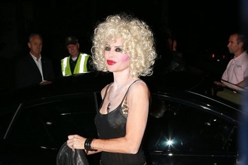 Lisa Rinna Celebrities Attend the Casamigos Halloween Party
