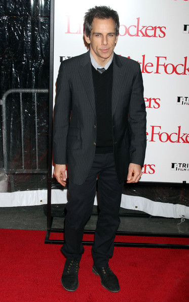 Celebrities at the 'Little Fockers' World Premiere at the Ziegfeld Theatre in New York City, NY.