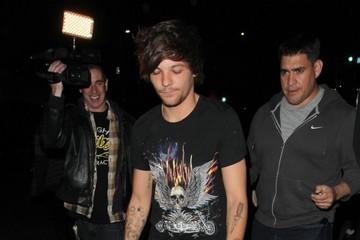 """Louis Tomlinson Celebrities Attend """"Dancing With The Stars"""" Finale After Party"""