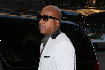 MC Hammer MC Hammer out and About in New York