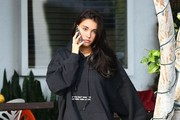 Madison Beer Goes Out for Lunch at Fred Segal