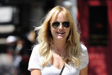 Malin Akerman Malin Akerman Gets Lunch with a Friend