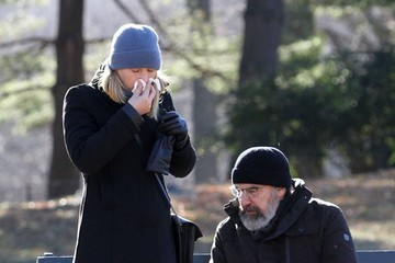 Mandy Patinkin Stars On The Set Of 'Homeland'