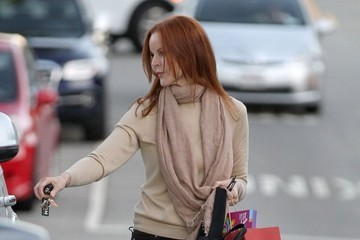Marcia Cross Marcia Cross Out Shopping In Brentwood