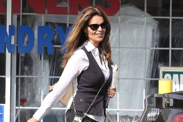 Maria Shriver Maria Shriver Leaving A Meeting In Brentwood