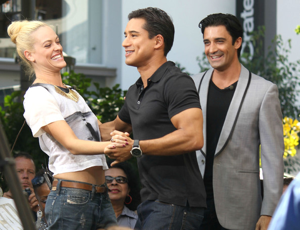 gilles and peta dating Gilles marini and peta murgatroyd on dancing with the stars the all-star season is going to be a blast.